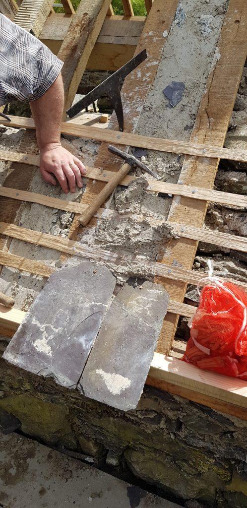 oak-pegging-slates